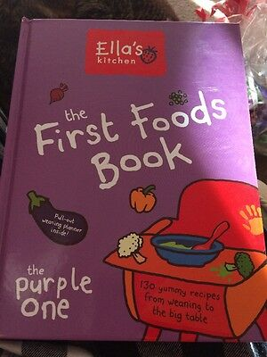 Ella's Kitchen Fast Foods Book