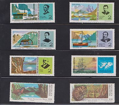 (U24-4) 1970s Argentina mix of 20stamps values to 2p (D)