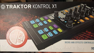 Traktor DJ Effects Controller
