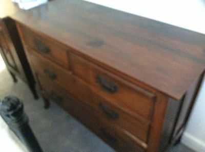 Victorian / Edwardian Chest Of Drawers