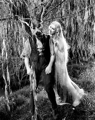 James Cagney and Anita Louise UNSIGNED photo - H7385 - A Midsummer Night's Dream