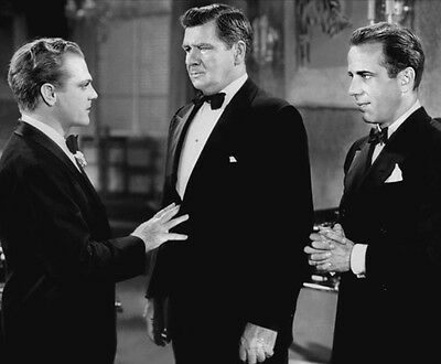 James Cagney, George Bancroft & Humphrey Bogart -H7391- Angels With Dirty Faces