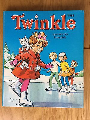 Twinkle Annual 1984 Great condition retro/vintage comic