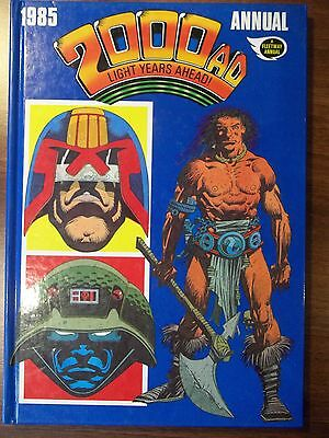 2000AD Annual 1985 *Very Good Condition*