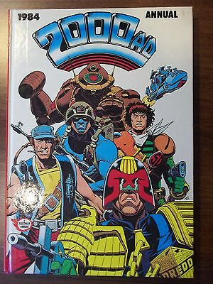 2000AD Annual 1984 *Nice Condition*