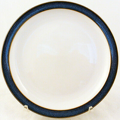 "IMPERIAL BLUE by DENBY Bread & Butter Plate 6.75"" NEW NEVER USED made in England"