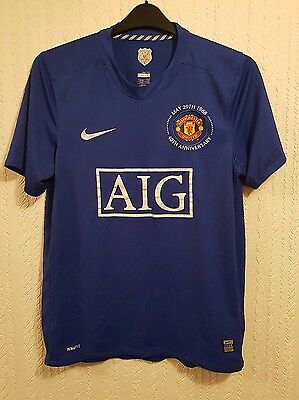 Mens football T-shirts Manchester United Size-M