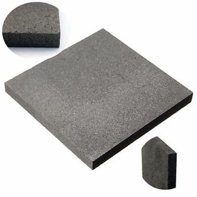 100x100x10mm High Purity Graphite Sheet Graphite Plate