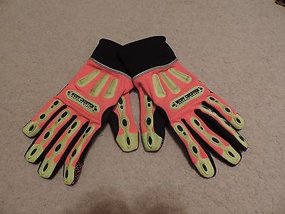 R2 Rigger Impact Glove, NEW, Size XXL, Safety, West Chester 86712