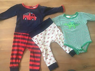 Baby Boy BABY KIDS Rompers And Leggings Size 0