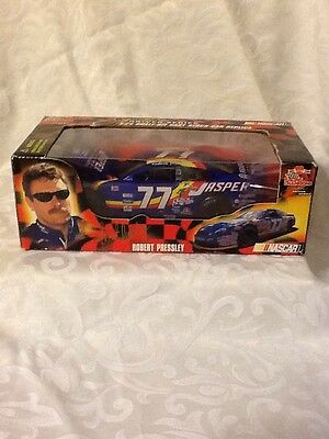 Racing Champions ROBERT PRESSLEY NASCAR 1:24 Scale JASPER 77 New A
