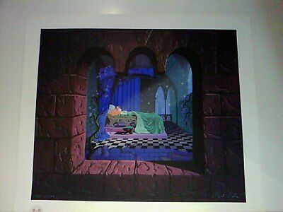 Disney Sleeping Beauty The Long Night Eyvind Earle Limited Edition Art Print