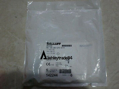 NEW BALLUFF BES 516-300-S315-S4-N  proximity switch