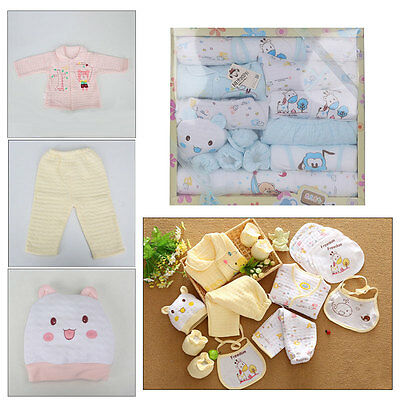 Infants Clothing Baby Boys Girls Suits Toddlers Clothes Newborn Gift set