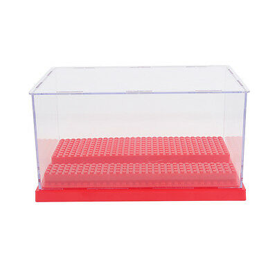 Clear Acrylic Display Show Box Case Protection Dustproof Big 27*16.5*3.5cm RM85