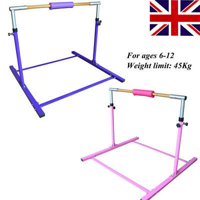 Sporting High bar Gymnastics Training Gymnastic Equipment Hardwood Bar New