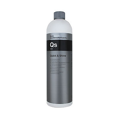 KOCH CHEMIE QUICK & SHINE - Qs Allround-Finish-Spray  Quick Detailing Spray  1L