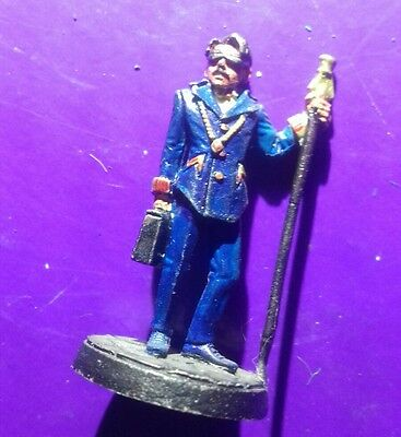 20-503 shadowrun cyberpunk male Ral Partha miniature shadow runners mage #C