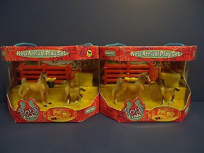 2009 Breyer Stablemates Pony Gals Play Set - New Arrival #720234