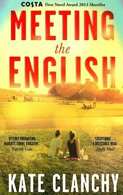 Meeting the English by Kate Clanchy (Paperback, 2014)-9780330535281-F041