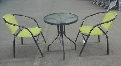 SupaGarden Bistro Stacking Set Lime Green - CST100