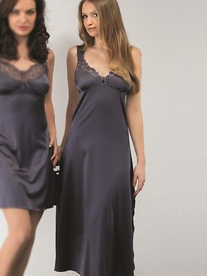 NEUWARE Nachthemd langes Negligee Original Vanilla Night /& Day UVP: 99,90