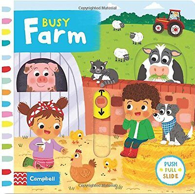 Busy Farm (Busy Books), Forshaw, Louise, New Book