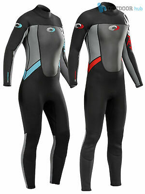 Boys Girls Osprey Origin Full Length 5mm Wetsuit Junior Winter Long Kids Surf