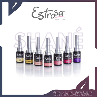 Estrosa Smalto Gel Unghie Semipermanente 7 Ml Mini Uv & Led - Made In Italy
