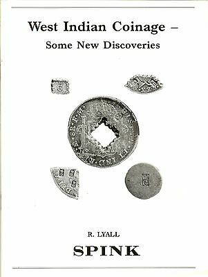 West Indian Coinage - Some New Discoveries  by R. Lyall