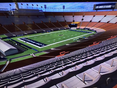 (4) Rams vs Eagles Tickets Section 27H Aisle Seats!!