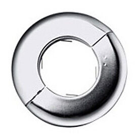Escutcheon Ring for 1.5 NPT Pipe or Extensions, Chrome
