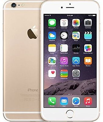 Apple iPhone 6 Plus - 64GB - Gold (Factory GSM Unlocked; AT&T / T-Mobile)