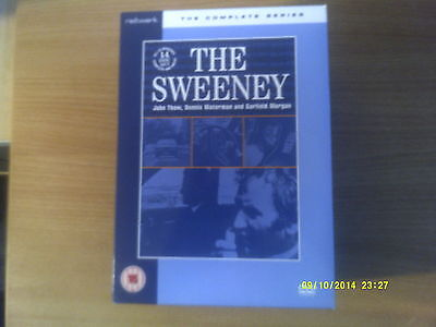 The Sweeney - Definitive Collection - Series 1-4 - Complete ( Box Set DVD )