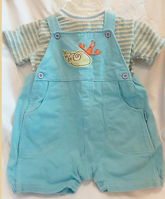 Boys T-shirt and Jumper Set Le Top Size 2T 24m