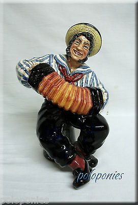 ROYAL DOULTON Jolly Sailor Figurine HN2172 - Retired 1965