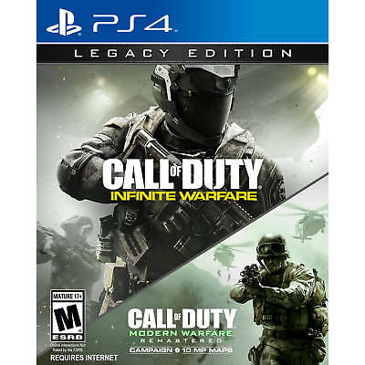 Activision Inc. Call of Duty: Infinite Warfare - PS4 Legacy Edition