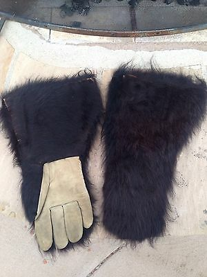 Antique Stagecoach Gloves