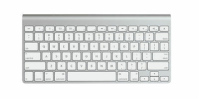 Apple Wireless Keyboard A1314 Replacement Key and Hinge