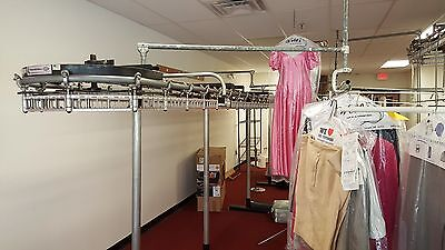 dry cleaners carousel Conveyers By White