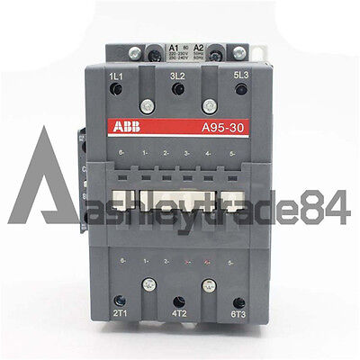 ABB Contactor A95-30-11 220VAC ( A953011220VAC ) New In Box