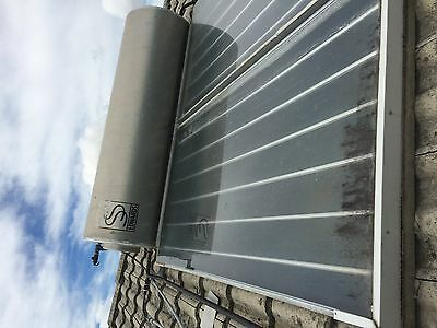Edwards solar hot water system