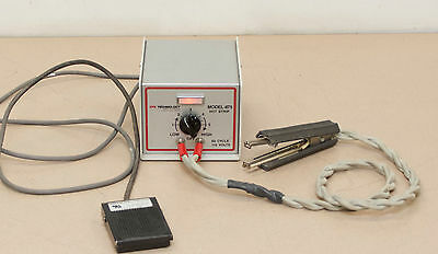 EPE Technology Model 875 Hot Strip Thermal Wire Stripper  (Location - Rack 25)