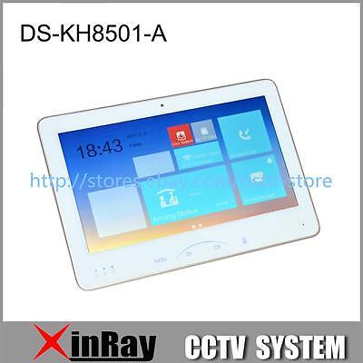 Hikvision DS-KH8501-A 10'' Color Touch Screen Indoor Video Intercom Monitor
