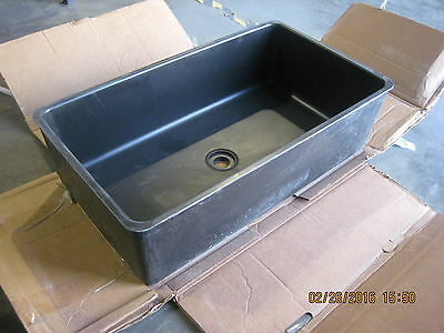Brand NEW Oversized Epoxy Resin Laboratory Sinks - Price reduced!!!