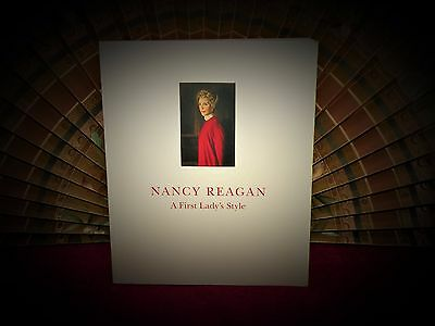 Nancy Reagan: A First Lady's Style Book Ronald Reagan Presidential Library
