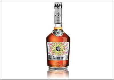 Hennessy Cognac VS Limited Edition by Ryan McGinness (700ml)