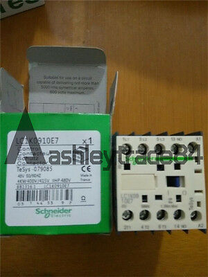 1PCS Schneider Contactor LC1K0901E7 New In Box