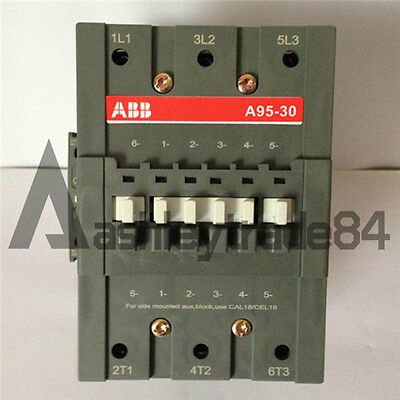 ABB Contactor A95-30-11  380VAC ( A953011380VAC ) New In Box