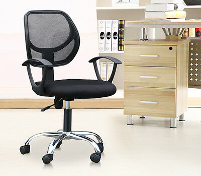 High Quality Office Chair Mesh Swivel Computer Desk Height Gas Lift Adjustable